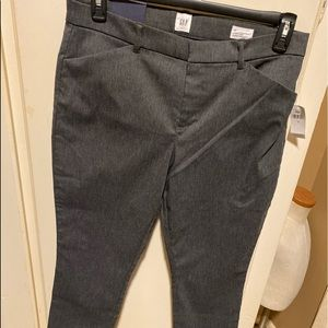 GAP Signature Skinny Ankle Stretch Mid Rise Pants